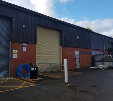 Unit 2 St James Court, Winch Wen Industrial Est, Swansea, SA1 7DA
