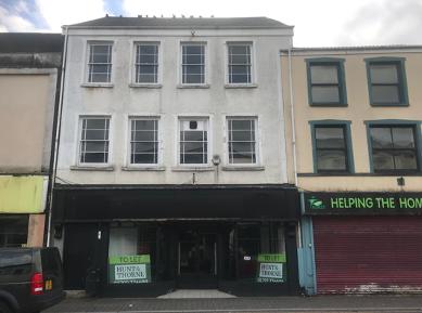 Ground Floor, 58 Cardiff Street, Aberdare, CF44 7DG