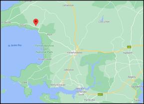 Brawdy Business Park, Newgale, Pembrokeshire, SA62 6NP