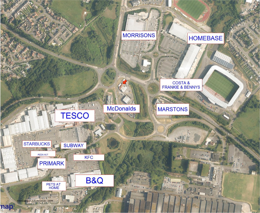 Units 6, 7 & 8 Trostre Retail Park, Trostre, Llanelli