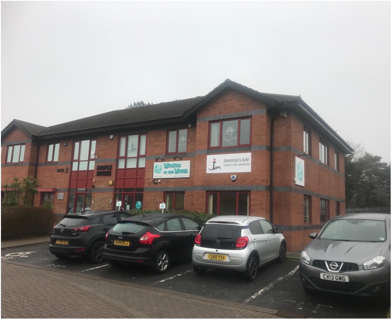 First Floor, Suite B Maple House, Tawe Business Village, Enterprise Park, Swansea