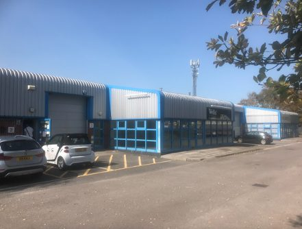 Unit 3 Tower Court, St David's Road, Enterprise Park, Swansea, SA6 8RU