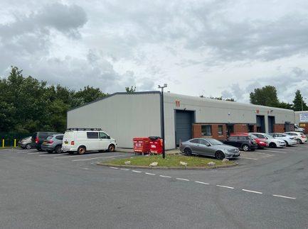 Unit 11 Horizon Park, Mona Close, Enterprise Park, Swansea, SA6 8RJ