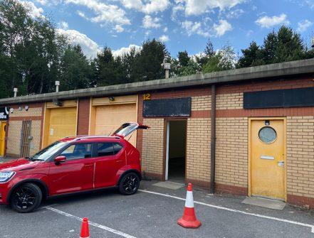 Unit 12 Clarion Court, Clarion Close, Enterprise Park, Swansea, SA6 8RF