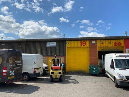 Unit 19 Clarion Court, Clarion Close, Enterprise Park, Swansea, SA6 8RF