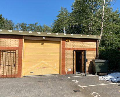 Unit 25 Clarion Court, Clarion Close, Enterprise Park, Swansea, SA6 8RF