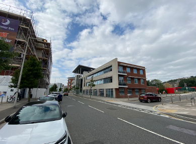 Unit 10, Second Floor Rotunda, Langdon House, Swansea, SA1 8QY