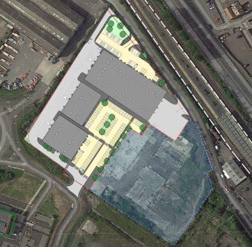 Spectrum Hi-Tec Business Park, Harbourside, Port Talbot, SA13 1RU